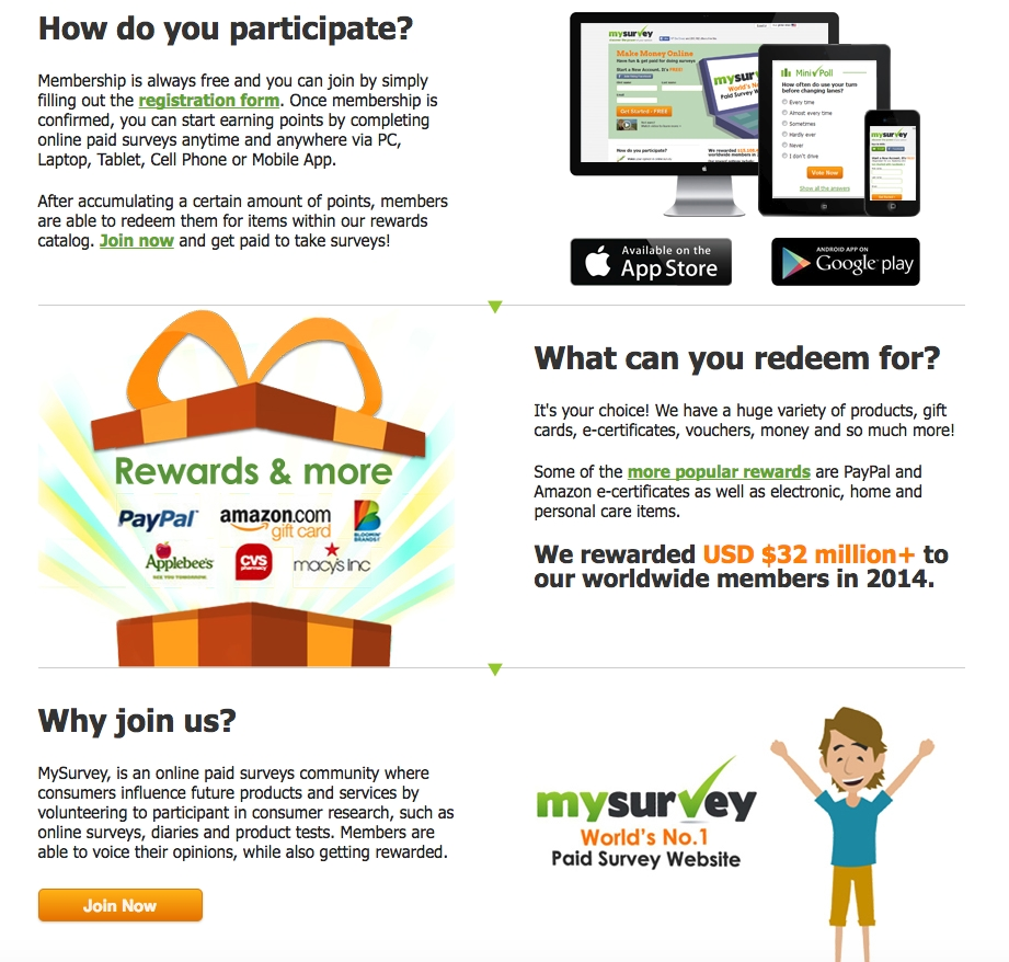 surveys that give you money the 6 best survey sites that can earn you money 9832