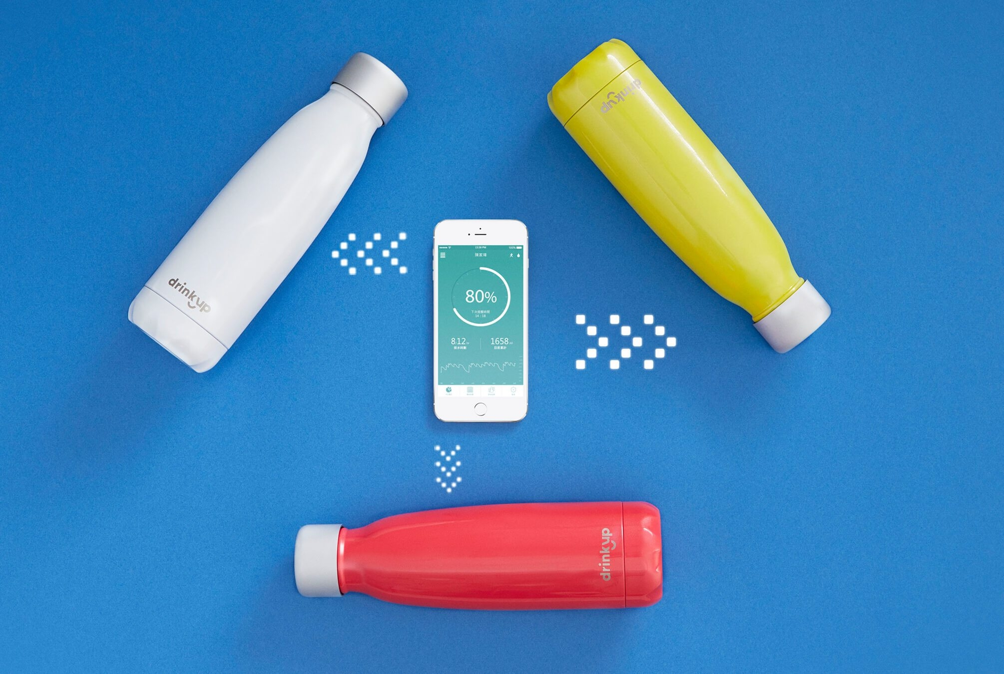fd92cfda79 These 9 Smart Water Bottles (Like Hidrate Spark) Sync with Fitbit ...