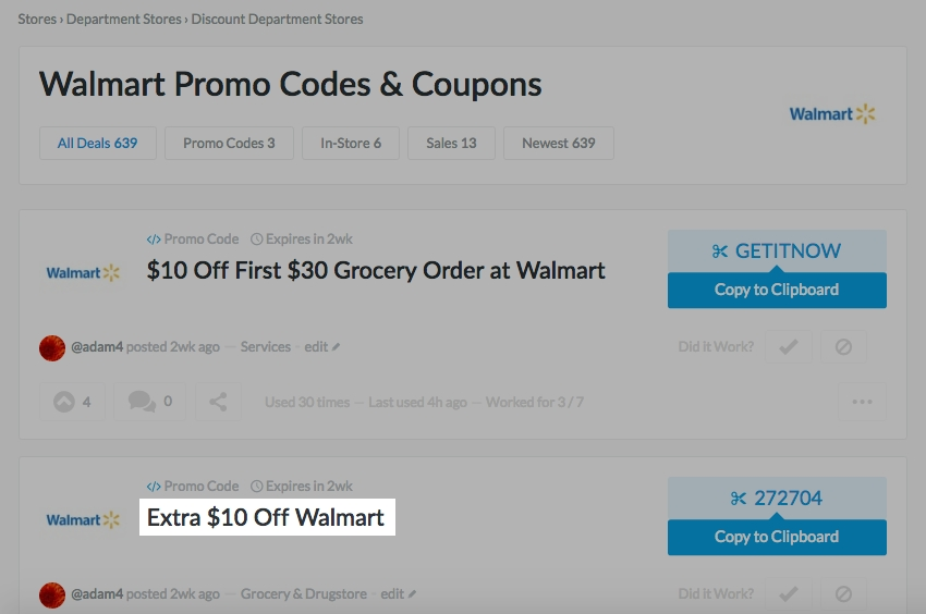 Walmart receipt scanning. Add coupons to your accout, go shopping. submit your recipet and get cash back. Try it before your next trip to Walmart.