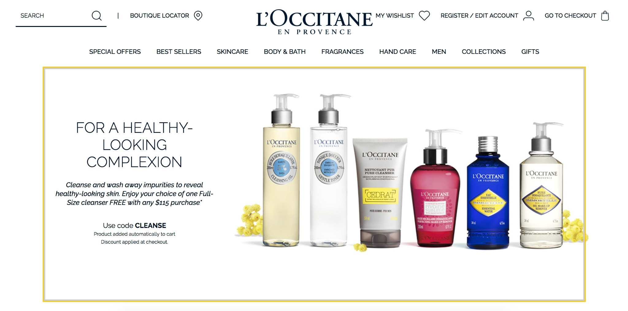 L'Occitane has offered a sitewide coupon (good for all transactions) for 30 of the last 30 days. The best coupon we've seen for patton-outlet.tk was in December of and was for $73 off. Sitewide coupons for patton-outlet.tk are typically good for savings between $10 and $