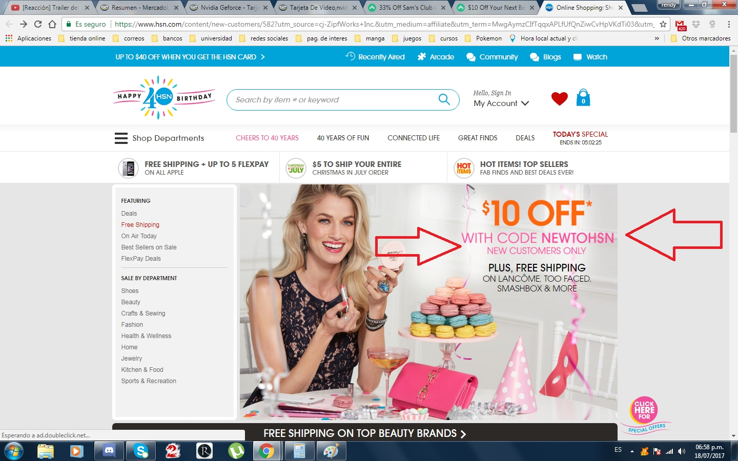 Hsn coupon code 20 off