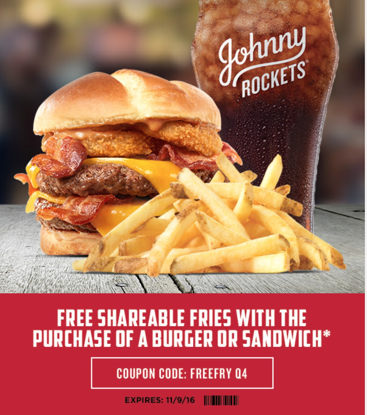 Johnny's coupons