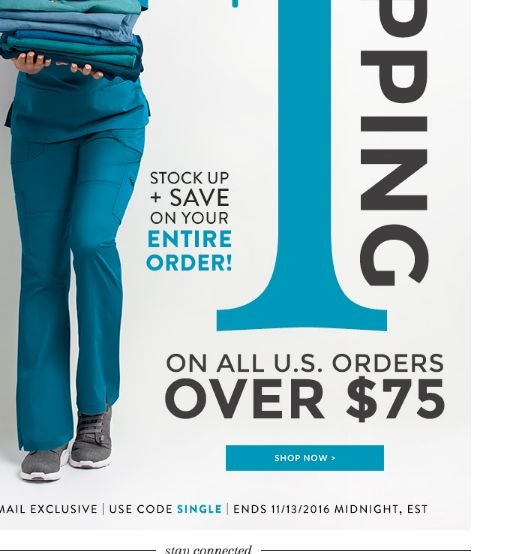 Uniform advantage coupon code