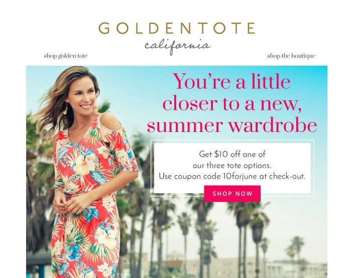 Golden Tote Coupon go to instructiondownloadmakerd3.tk Total 21 active instructiondownloadmakerd3.tk Promotion Codes & Deals are listed and the latest one is updated on November 11, ; 3 coupons and 18 deals which offer up to 30% Off, $10 Off, Free Shipping and extra discount, make sure to use one of them when you're shopping for instructiondownloadmakerd3.tk; Dealscove promise.