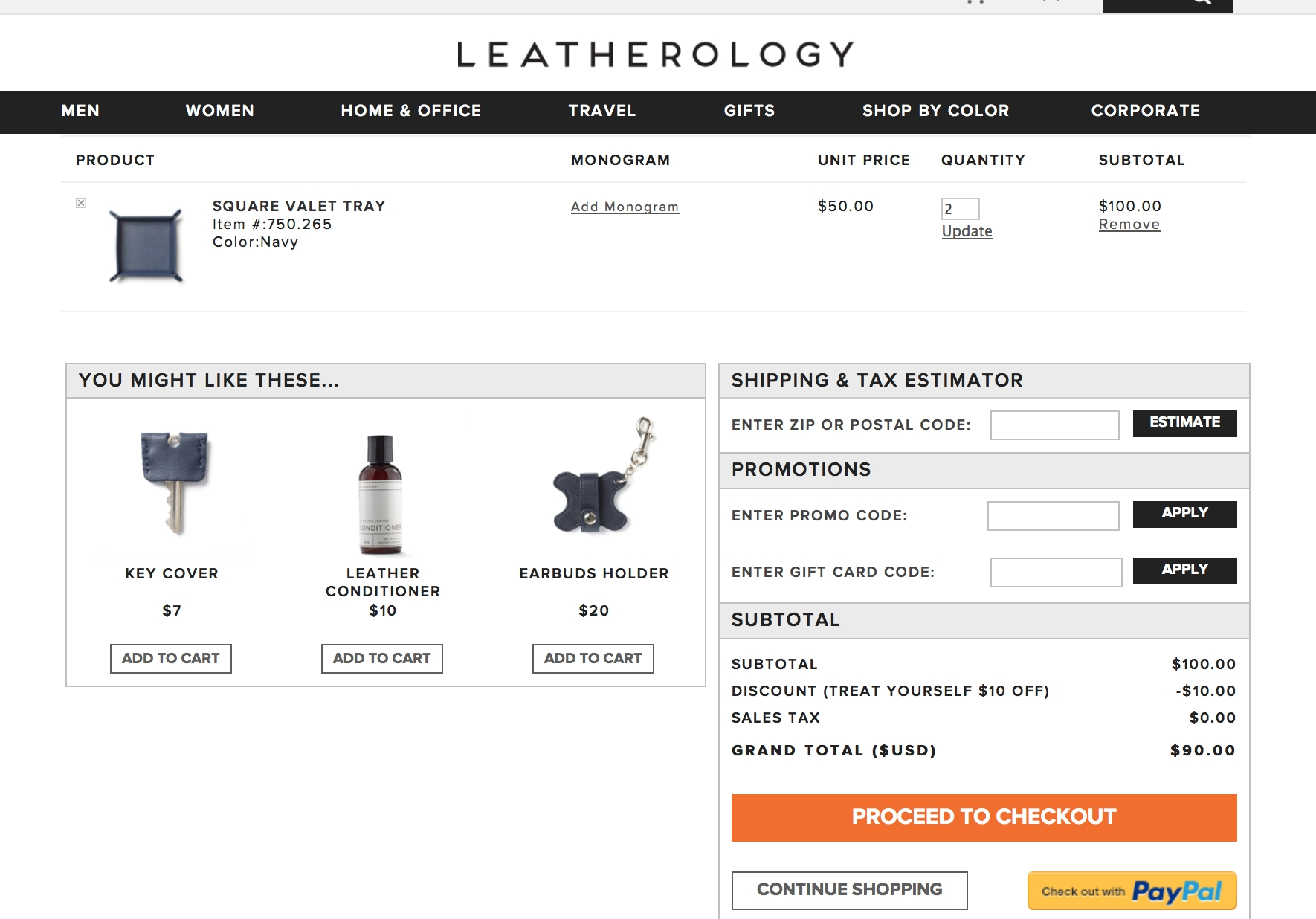 Leatherology coupon code
