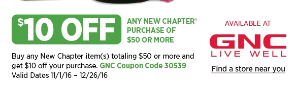 picture about Gnc Printable Coupons 10 Off 50 named Gnc coupon on-line code / Berlin metropolis nissan discount codes