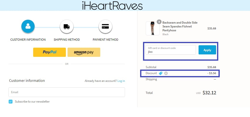 Iheartraves coupon code