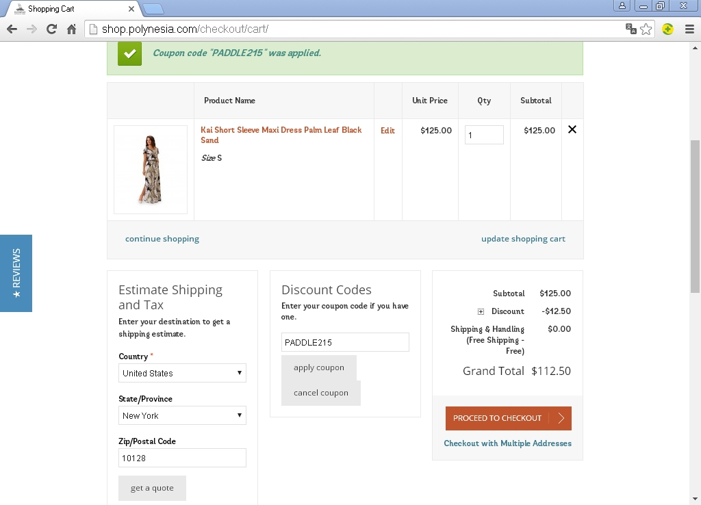 Magic of polynesia discount coupons