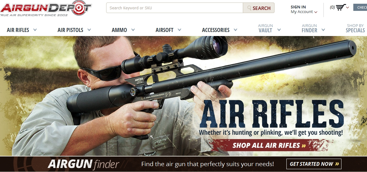 Airgun depot coupon code