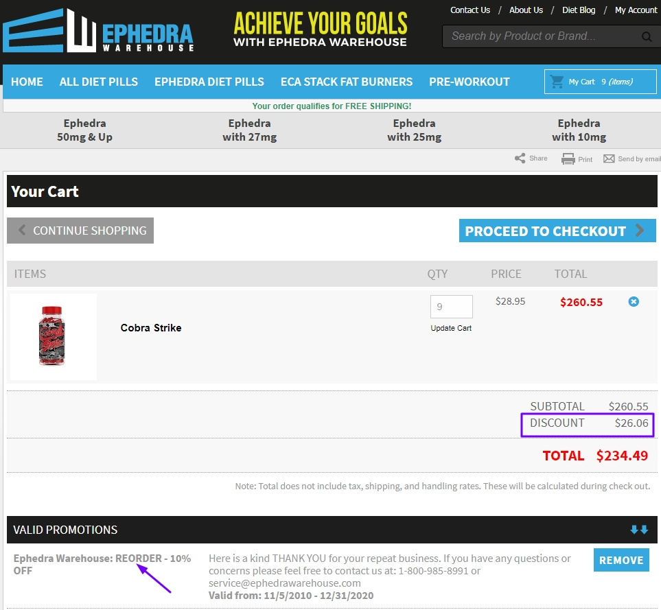 Health warehouse coupon code