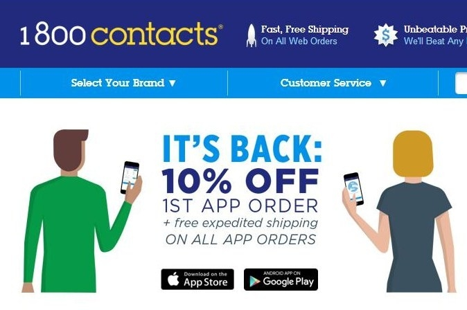 1-800-contacts coupon code