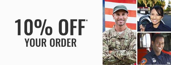 Military 1st coupons