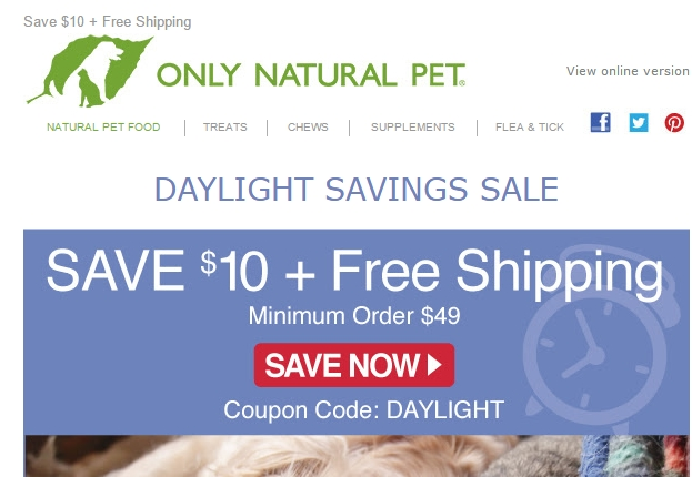 Pet solutions coupon code free shipping