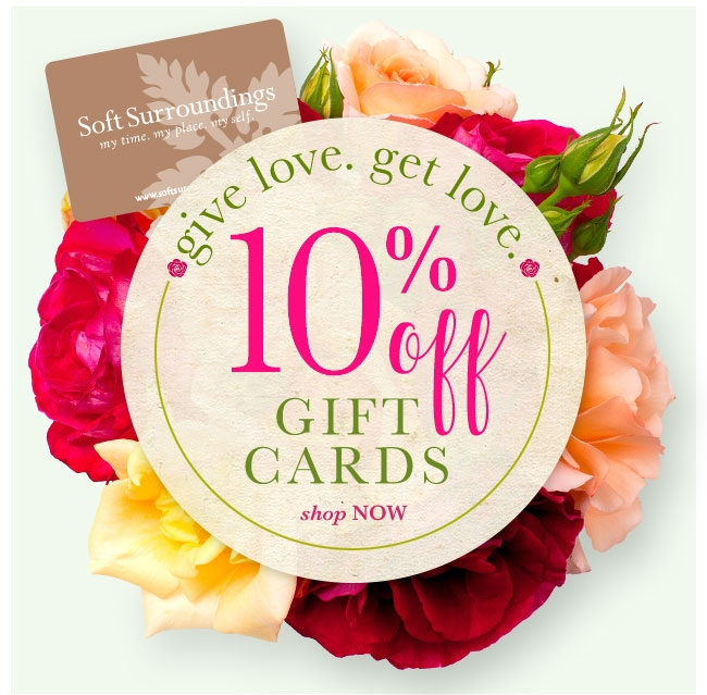 Discount coupons for soft surroundings