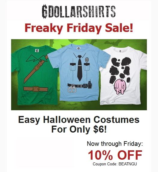 6 dollar shirts discount coupon