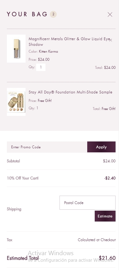 photo regarding Bare Minerals Printable Coupons identify Stila coupon code 50 off / Kohls discount coupons 2018 on the web