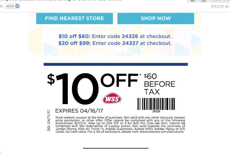 Shopwss coupon code