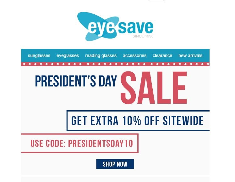 Eyesave coupon code