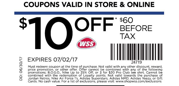 image about Wss Printable Coupons identified as Wss coupon 25 off - Imaginative cloud offers