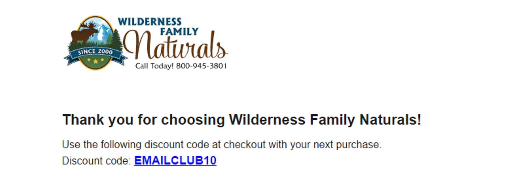 For Wilderness At The Smokies we currently have 0 coupons and 0 deals. Our users can save with our coupons on average about $ Todays best offer is. If you can't find a coupon or a deal for you product then sign up for alerts and you will get updates on every new coupon added for Wilderness .