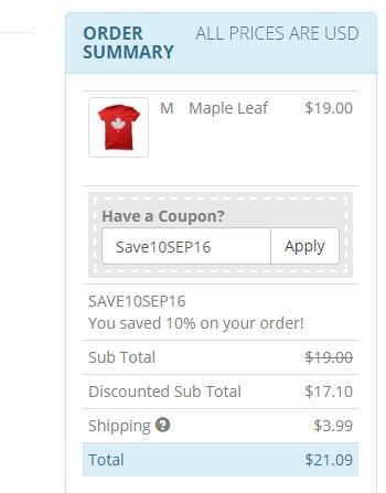 Customink coupon code