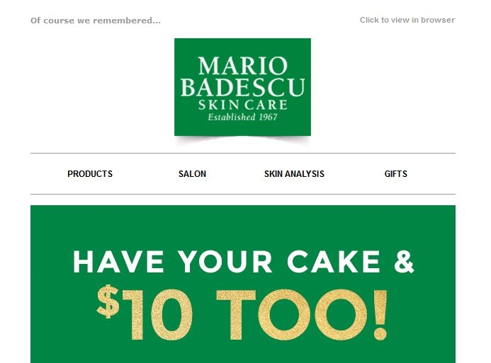 Mario badescu coupon code