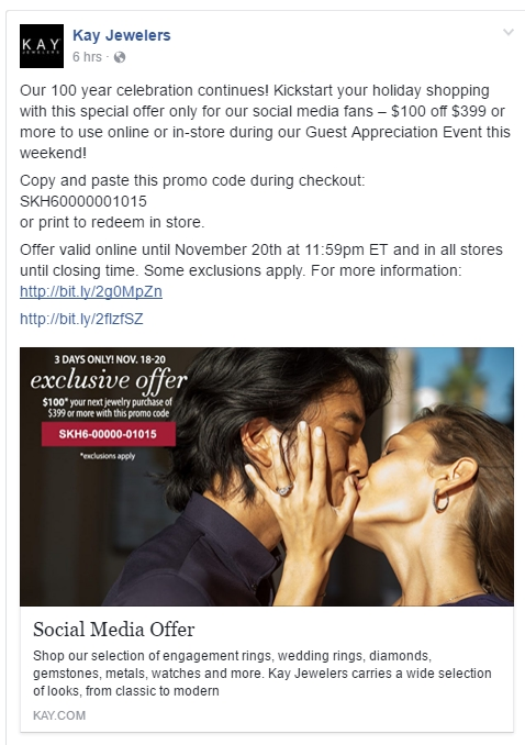 Kay jewelers coupons 50 off