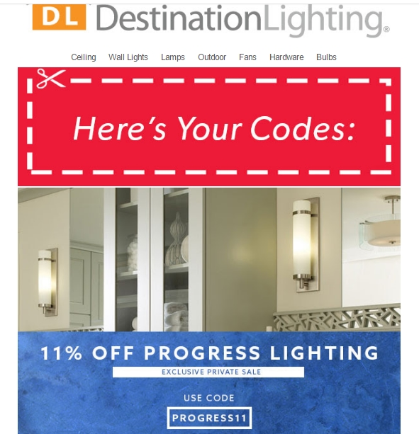 Get Destination Lighting Coupon Code To Avail Great Discount On The Online  Purchased Products.and Destination Lighting Online Coupons To Shop At ... Design