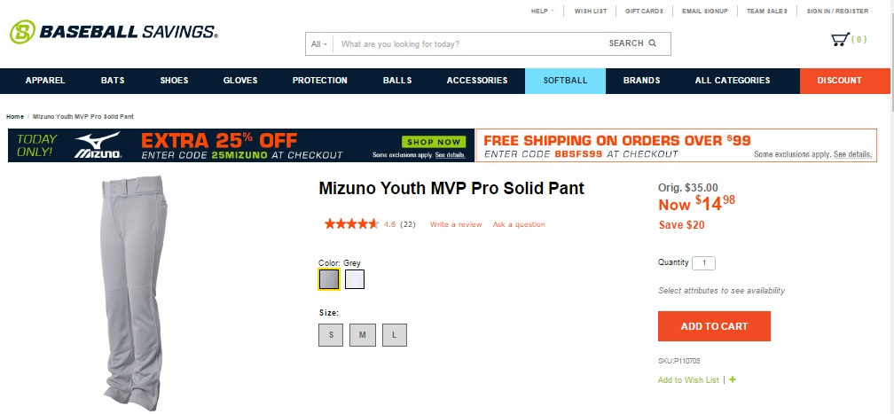 Mizuno USA is the official site for Mizuno sports apparel and equipment, for running, golf, baseball, softball, volleyball and more. Never settle. Save on your next apparel or equipment order with a sofltappetizer.tk coupon/5.