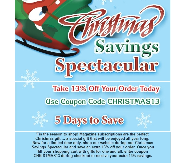 $3.95 Per Year - Magazine Subscriptions - Magazine Deals Now
