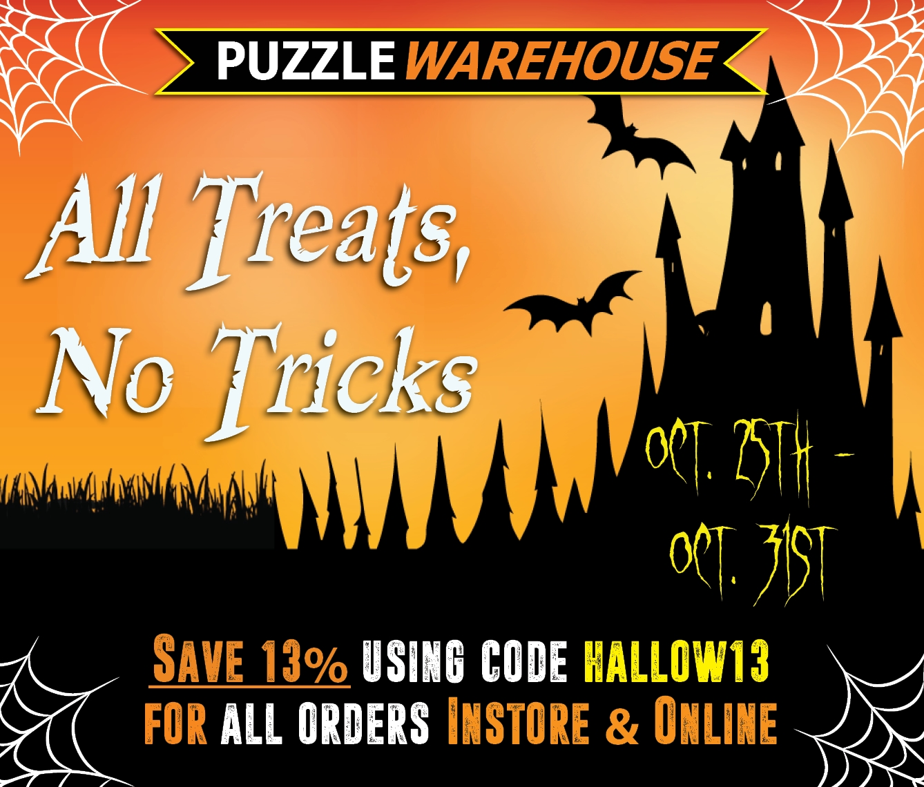 Puzzle warehouse coupon code