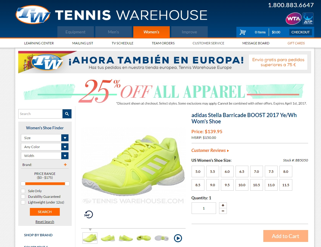 Tennis warehouse coupon code