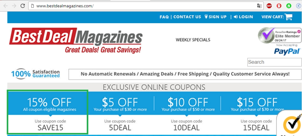 Best magazines for coupons uk