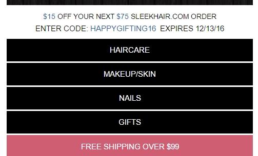 Sleekhair coupon code