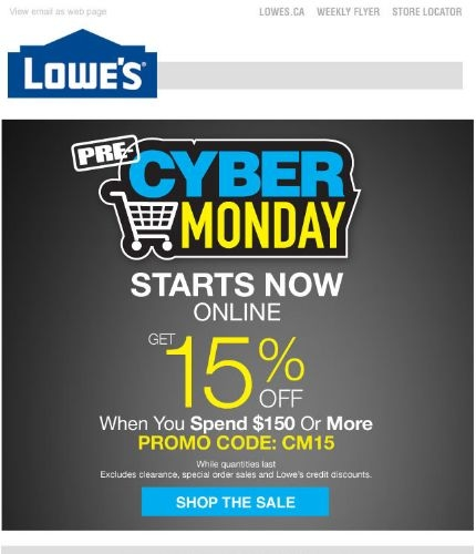 Save $32 on average with Lowe's coupons and promo codes for December Today's top Lowe's offer: $10 OFF. Find 3 Lowe's coupons and discounts at shopmotorcycleatvprotectivegear9.ml Tested and verified on 03 December,