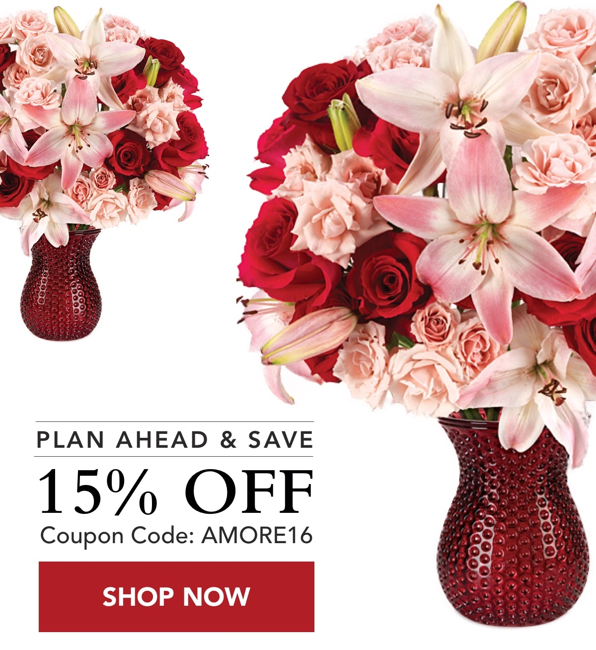 30% f Calyx Flowers Coupon Code 2017