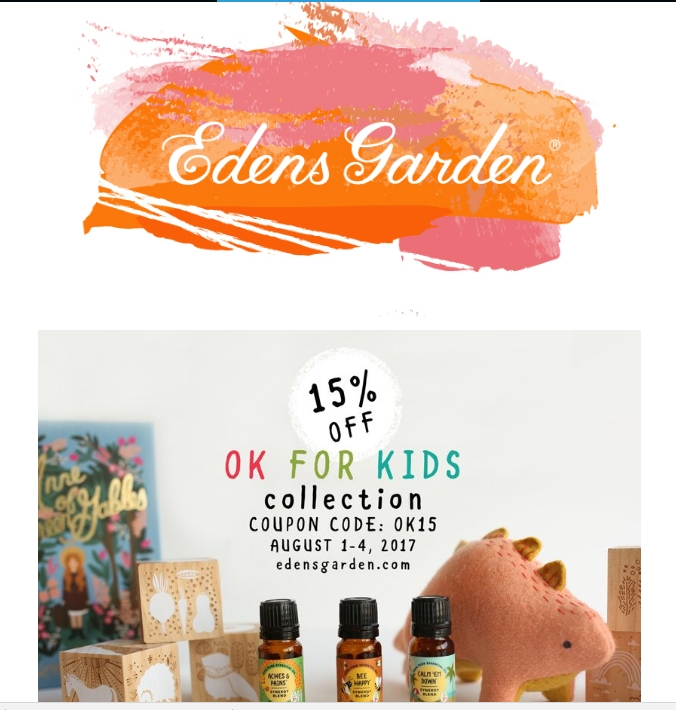 Edens Garden offers % Pure Essential Oils and a range of natural personal care products. All of our offerings are cruelty-free and nontoxic.