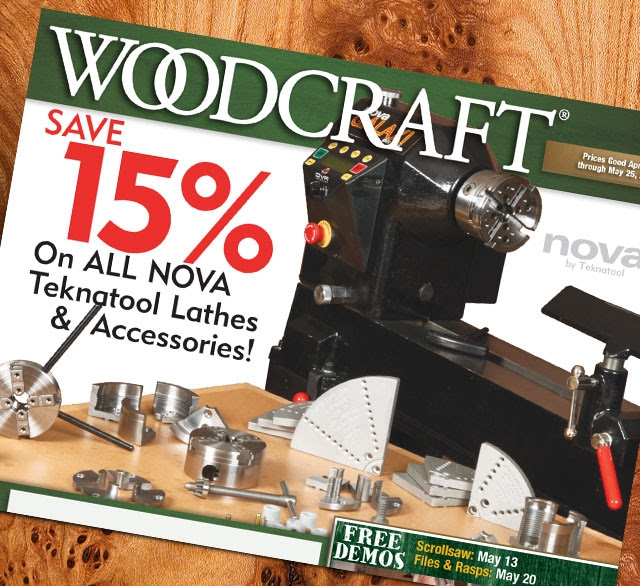 Woodcraft coupon code