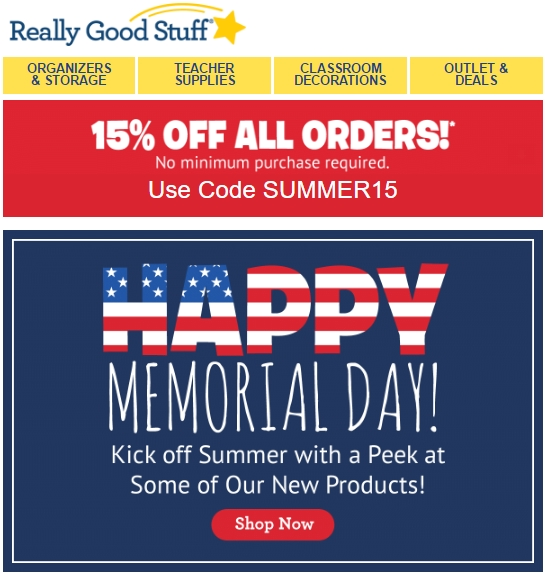 Really good stuff coupon codes