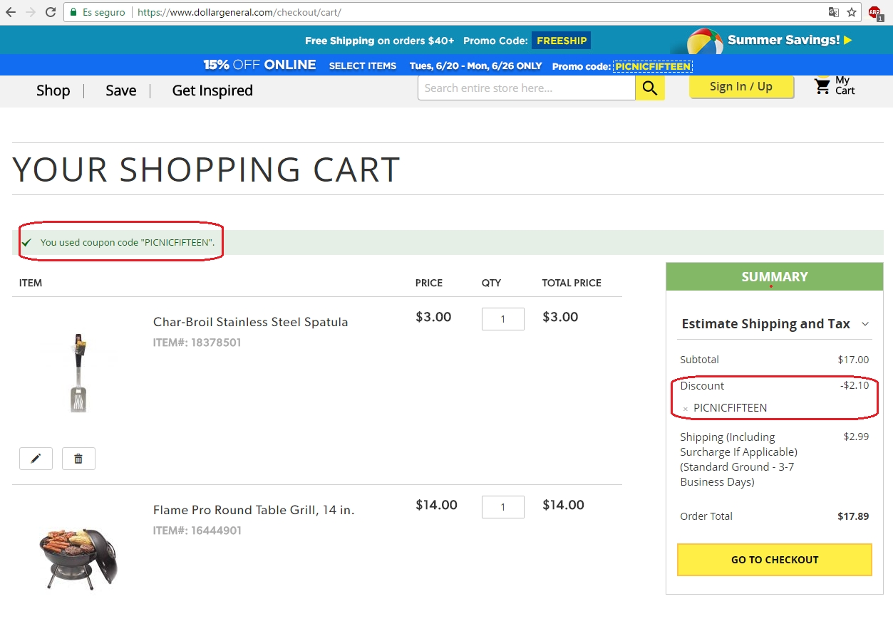 General coupons for ebay