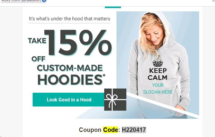 70 off spreadshirt coupon code 2017 spreadshirt code