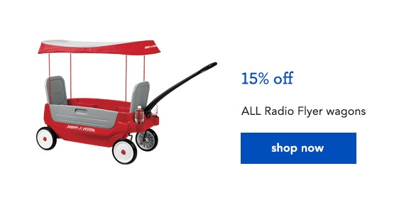 Radio flyer coupon code