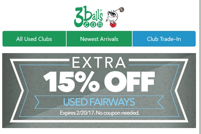 Lostgolfballs coupon code