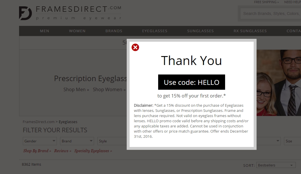Coupons for contacts lens king : Fingerhut free shipping coupon 2018