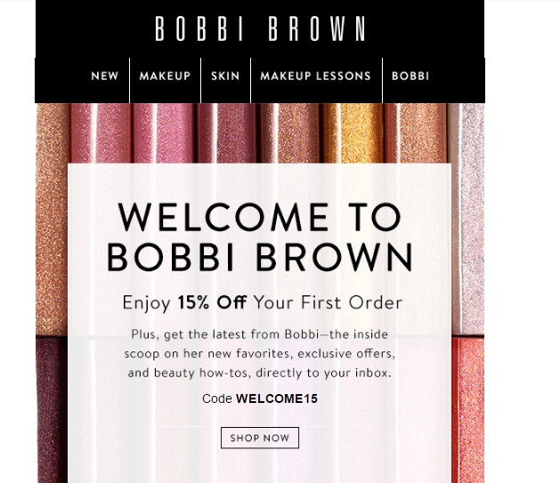 BobbiBrown Promo Codes. Bobbi Brown is the internationally-renowned beauty expert who believes that makeup is a way for a woman to look and feel like herself, only prettier and more confident.
