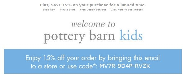 10% Off Earn 10% in Rewards with the Pottery Barn Credit Card. Expired and Not Verified Pottery Barn Promo Codes & Offers. flatware, and glassware, and get it for less with a Pottery Barn coupon. Pottery Barn also has a popular wedding registry/5(7).
