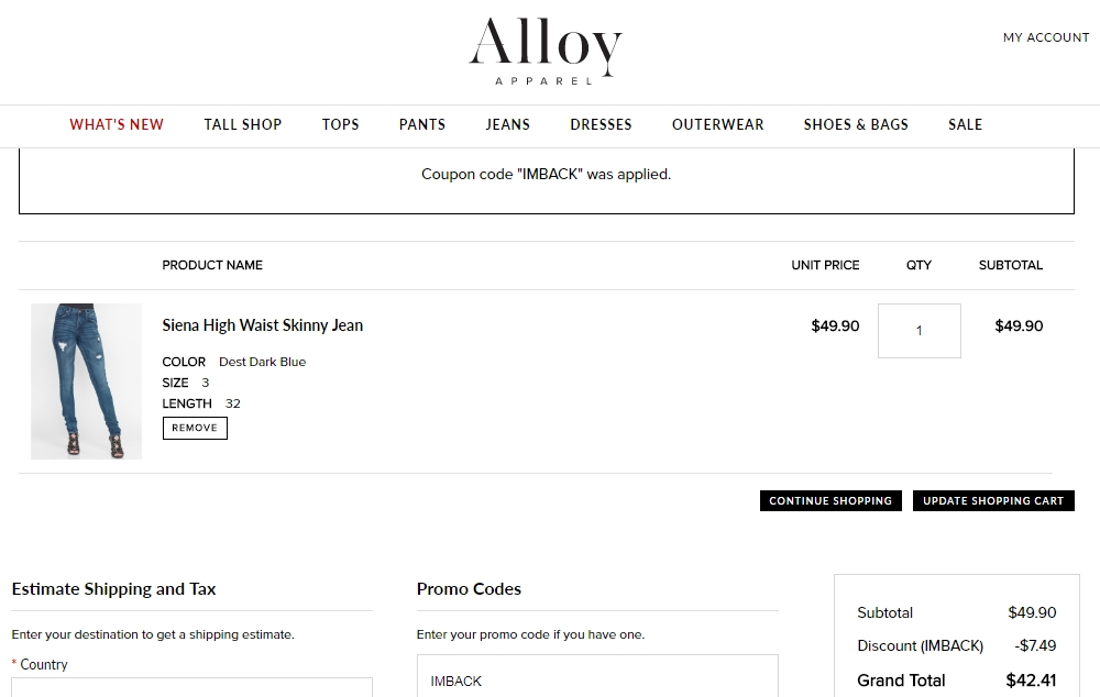 Expired Alloy Wheels Coupons