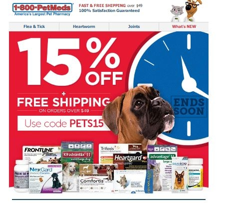 Chewy first order coupon code