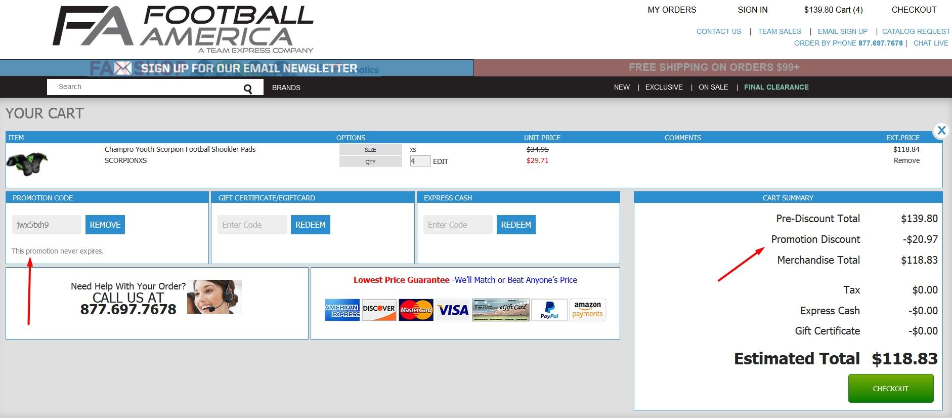 Baseball express e coupon codes