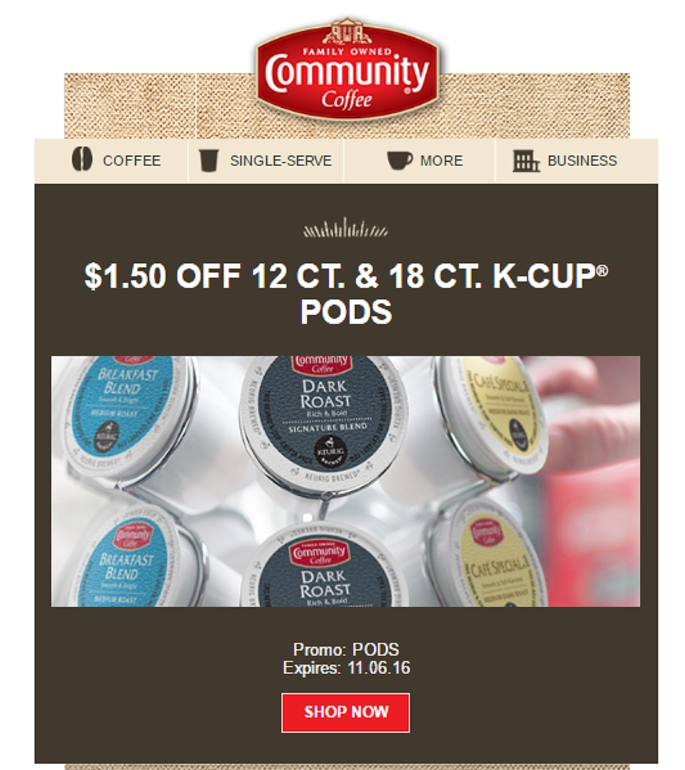 graphic regarding Printable Community Coffee Coupons identify Amazon neighborhood espresso coupon code : Coupon codes frames by means of send out